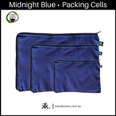 Midnight Blue | 100% Cotton Packing Cells