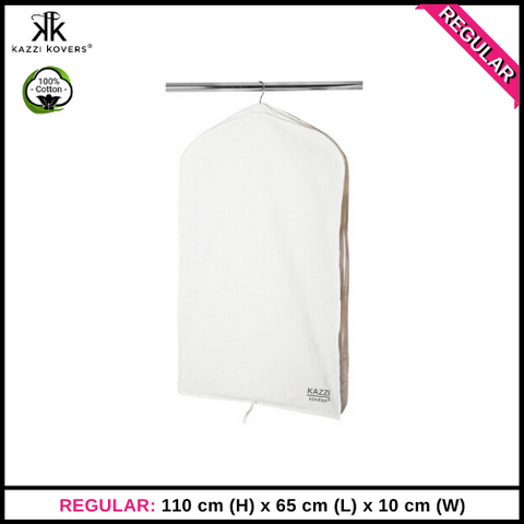 REGULAR Garment Bag | 100% Cotton