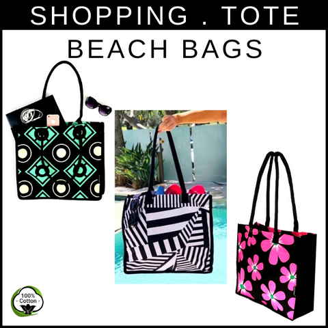 Shopping Tote Beach Bags