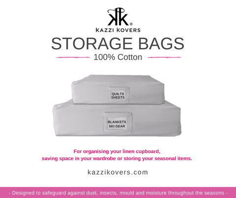 Kazzi-Kovers-100%-Cotton-Storage-Bags