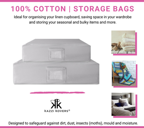 Kazzi Kovers Storage Bags