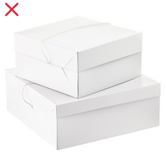 White hat boxes