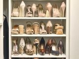 Tidy-shelves-of-shoes
