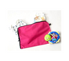 Cotton baby bags for nappies, clothes, small toys and more