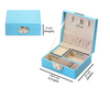 Kazzi Kovers Jewellery Box Size Chart | Blue