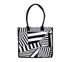 Back view of Kazzi Kovers reusable shopping bag