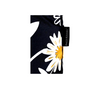 Logo for Kazzi Kovers | Foldable Daisy Print Bag