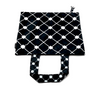 Durable and strong shopping bag in diamond pattern