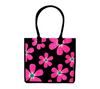 100% Cotton Fresh Floral Grocery Bag