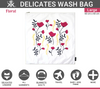 Large Floral Delicates Wash Bag Uses | Kazzi Kovers