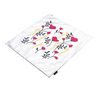 Large Travel Laundry Bag in Exclusive Floral Pattern