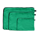 green-cotton-covers-bags