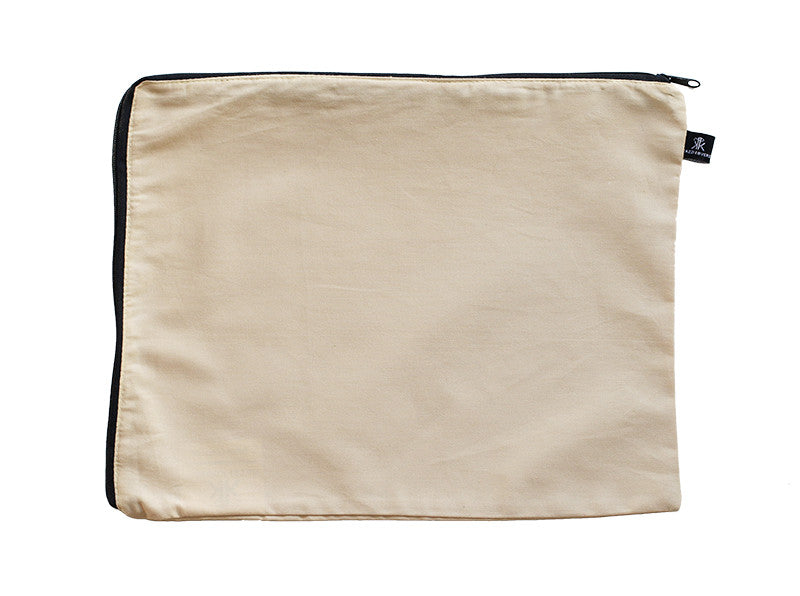 Latte Love (beige). 100% Cotton Cover
