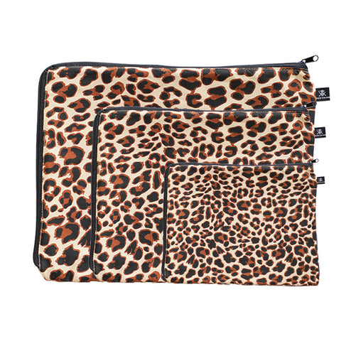 Leopard Print Packing Cells | 3 Pack