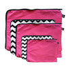 Getting Ziggy Chevron Fuchsia Fever | 5 Pack Combo