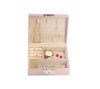 Jewellery organiser for rings, earrings, necklaces, bracelets and more