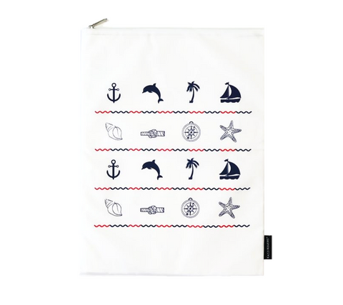 Delicates Wash Bag - Nautical - Regular