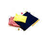 Children's clothes and accessories in blue 100% Cotton packing cell and bag.