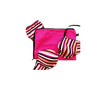 Pink lingerie storage bag. 100% Cotton. For travelling or home purposes.
