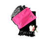 Pink scarf storage bag | 100% Cotton