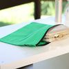 Clutch and wristlet dust bag