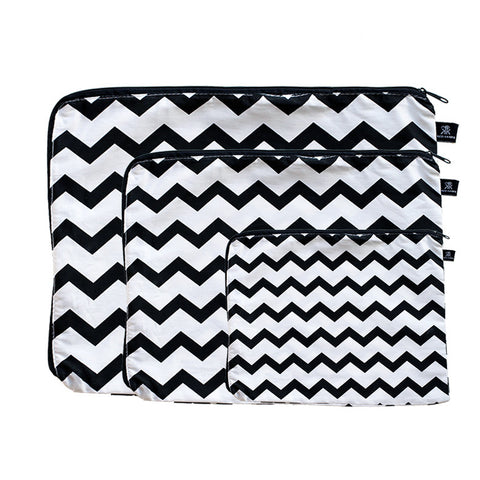 Chevron Packing Cells | 3 Pack