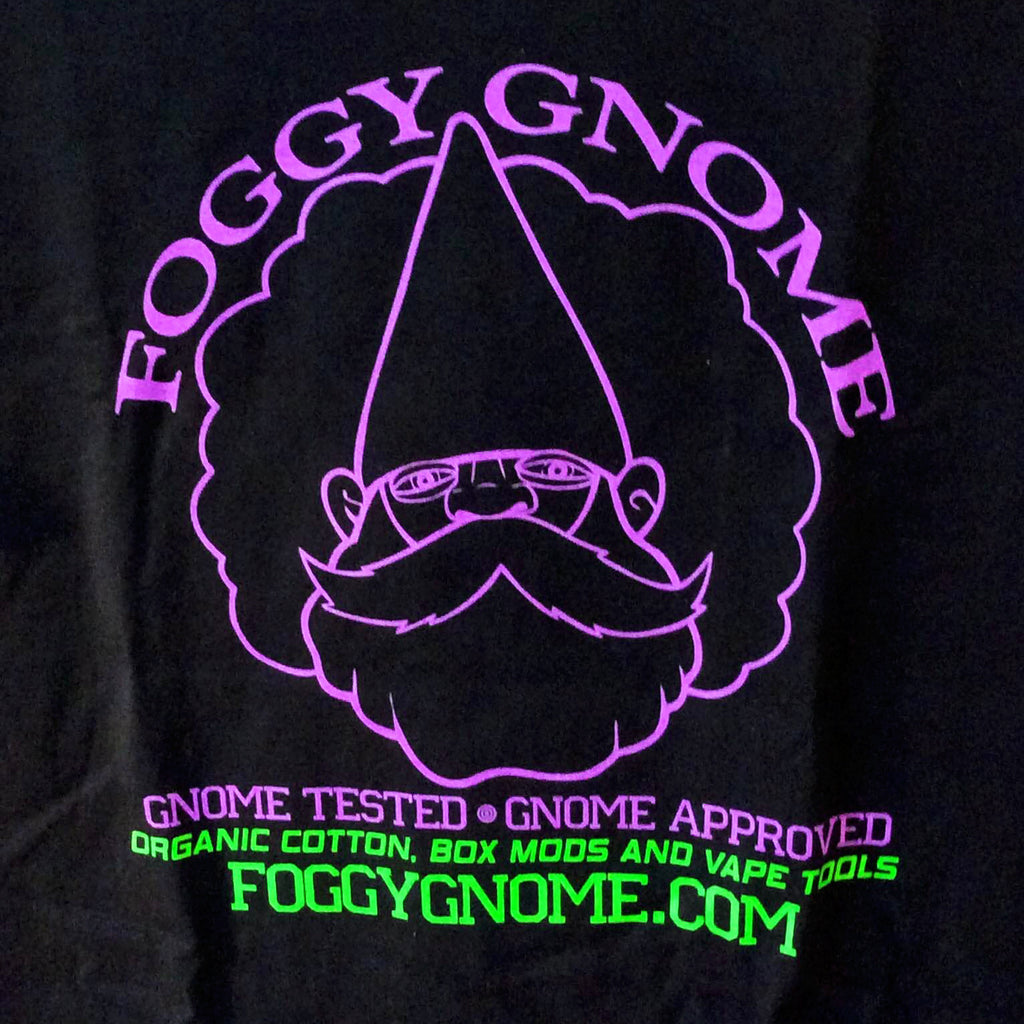 OFFICIAL FOGGY GNOME / FOGGBOXX T-SHIRT