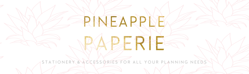 Pineapple Paperie logo
