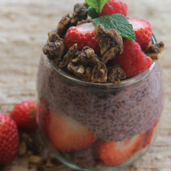 "Paleo Granola ""Classic Cinnamon"" - You Are Loved Foods"