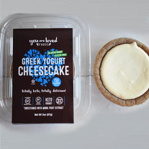 Greek Yogurt Cheesecake Tart