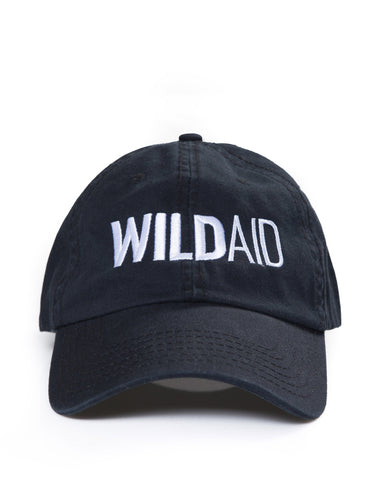 WildAid Polo Cap (Black)