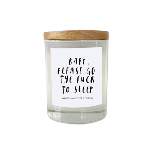 Let Mum Sleep - Candle