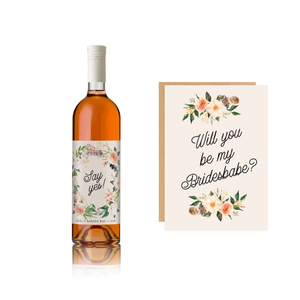 Load image into Gallery viewer, Floral proposal - Rosé