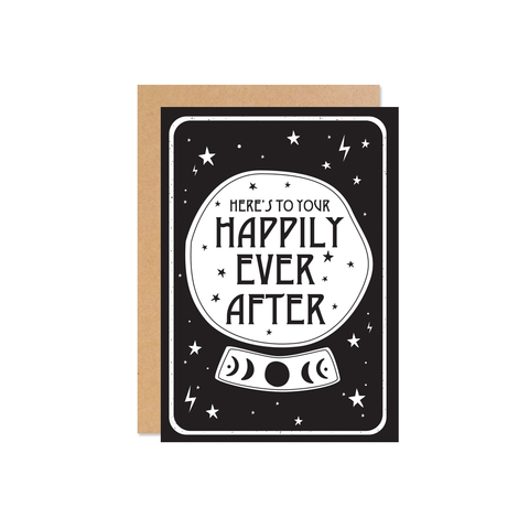 Happily Ever After - Colour
