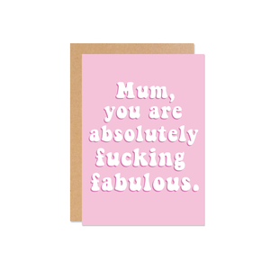 Load image into Gallery viewer, AB FAB Mum