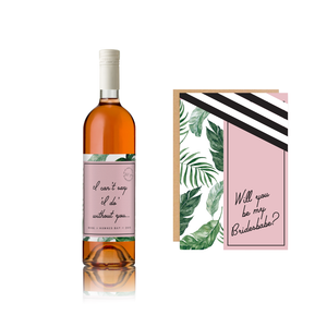 Beverly Hills proposal - Rosé
