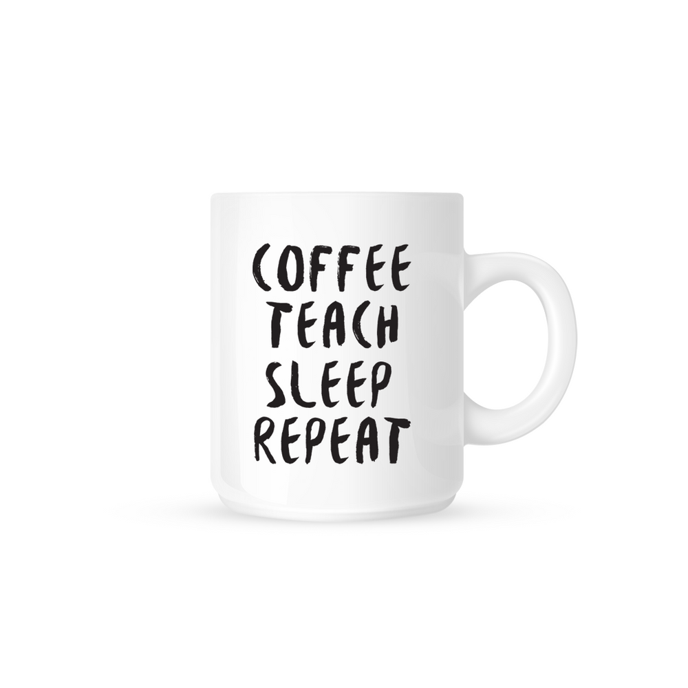 Load image into Gallery viewer, The life of a teacher - Mug