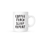 The life of a teacher - Mug