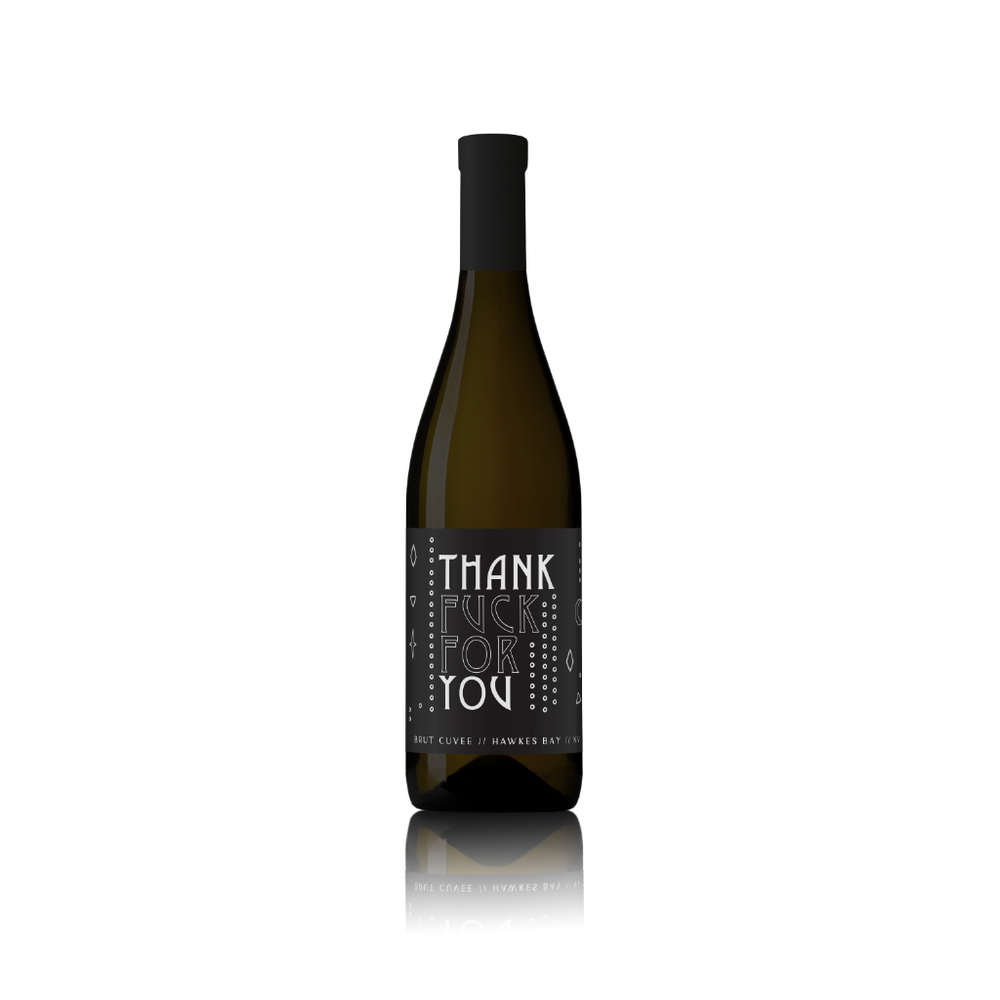 Thank fuck for you - Wine
