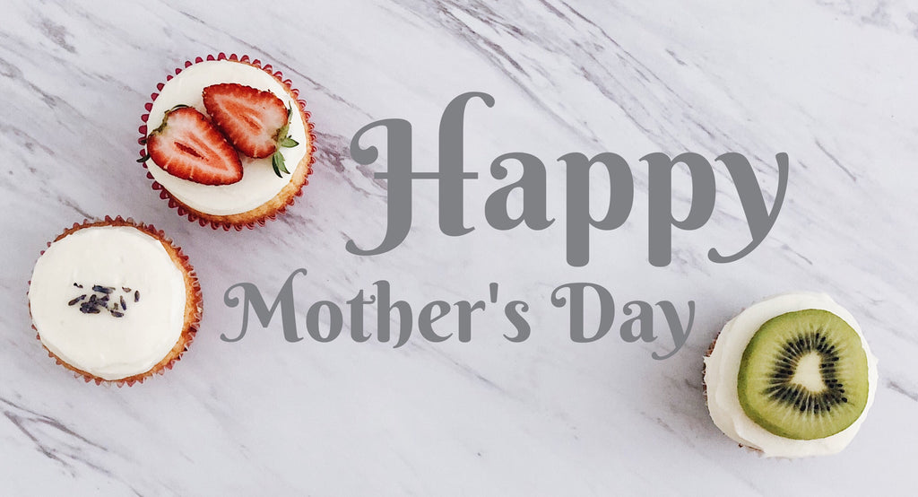 Happy Mother's Day with WOO GARDEN Jam Cupcakes