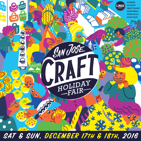 2016 San Jose Craft Holiday Fair