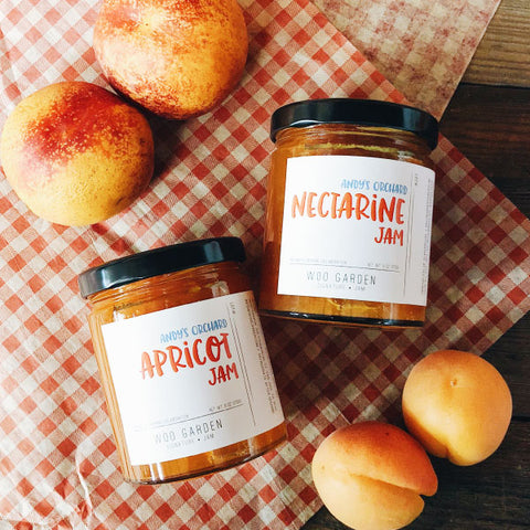 ANDY'S ORCHARD JAM ~Online Exclusive~ - WOO GARDEN