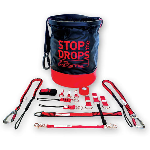 Technique GRIPPS Tether Kit - 10 Piece