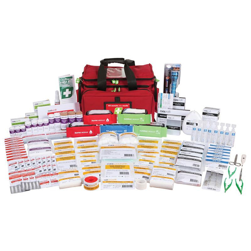 Fastaid R4 REMOTE AREA MEDIC Kit