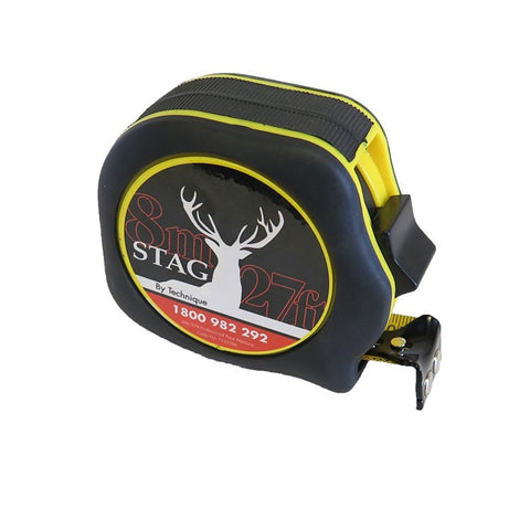 STAG Tape Measure - 8mt