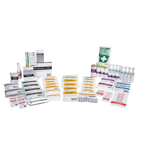 FastAid Workplace Response Kit - Refill Contents