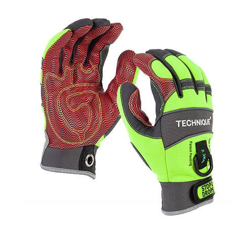 Technique GRIPPS Gecko Grip Glove (with Tether Point)