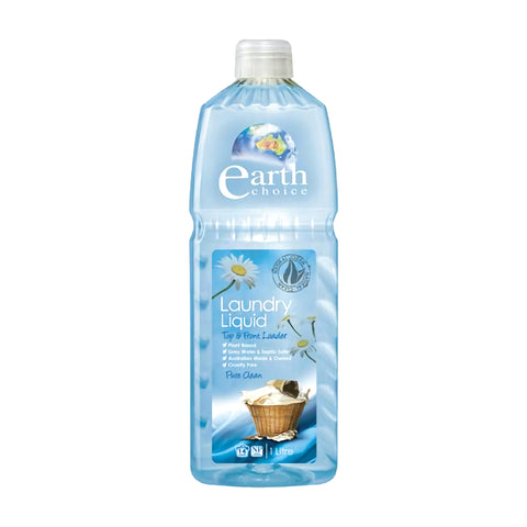Earth Choice - Laundry Liquid 1L