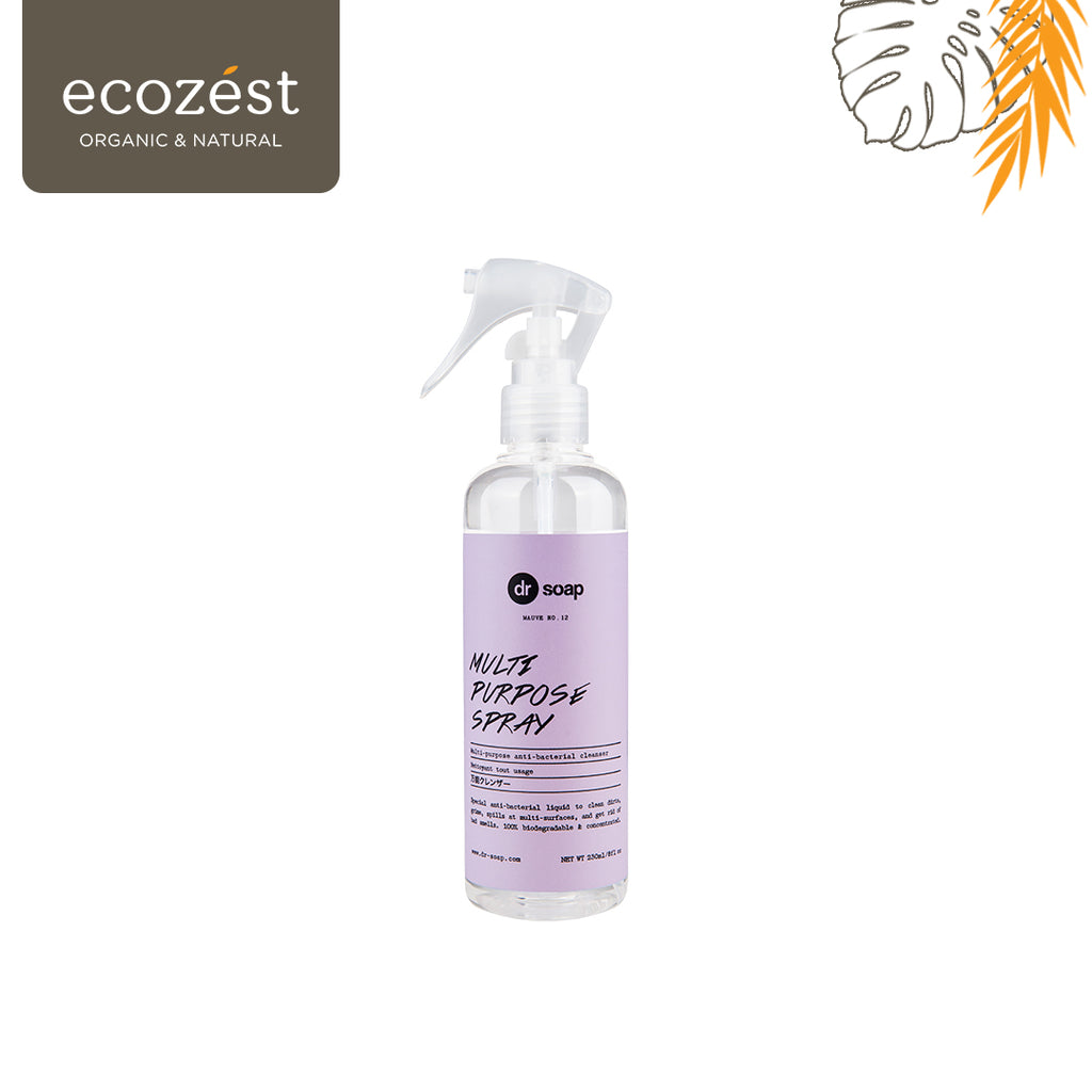 DR SOAP Multipurpose Spray Mauve 230ml