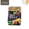 RICE UP Brown Rice Rolls Spinach 50g